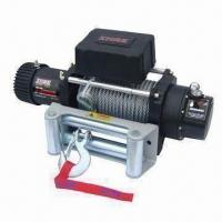 Best 12,500lbs Recovery Winch with Independent Automatic Brake Drum, Measures 23 x 6.6 x 8.7-inch wholesale