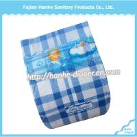 Best Happy Disposable Diapers with PE film Backsheet wholesale