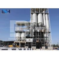 Best Fully Automatic Control Dry Mix Plant With High Accuracy Weighing System wholesale