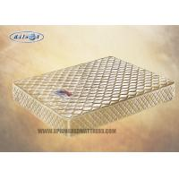 Best Compressed Firesafety Zoned Mattress For Slat Bed , Pocket Coil Mattress wholesale