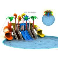 Best Customized Color Water Playground Equipment Easy Installation CE Compliant wholesale