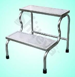 Best Hospital Furniture Foot Stool (Double Steps) (SLV-D4018) wholesale