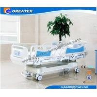 China ICU Electric Hospital Bed 5 Functions 2100*900*500 mm With Scale on sale