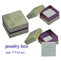 Best Paper Gift Jewellery Packaging Boxes wholesale