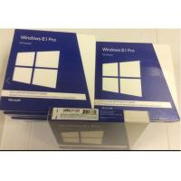 Professional Microsoft Windows 8.1 Pro OEM Key 64 Bit Retail Box Full Version