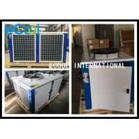 Best Horizontal Cold Room Condensing Unit / AC Condenser Air Conditioning System wholesale