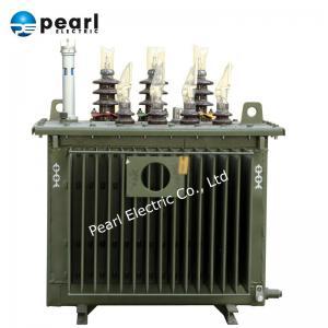 Best 1000kVA Oil Immersed Distribution Transformer , Power Oil Transformer wholesale