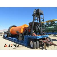 Best Large Capacity Portable Ore Mineral Grinding Mining Ball Mill Φ1500×3000 wholesale