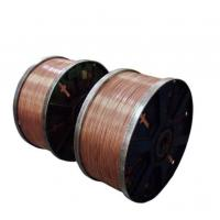 China China Supplier 1.0mm Bronze Coated Tyre Bead Wire, High tensile strength,raw tire materials,bead cores on sale