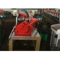 Best Galvanized Steel Metal Stud And Track Roll Forming Machine Chain Driven Type wholesale