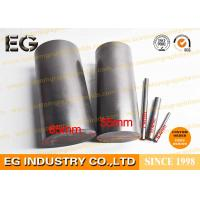Best High - Temperature Useful Graphite Products Carbon Rod Different Sizes High Pure wholesale