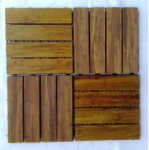 Best DIY Bamboo Decking Tiles wholesale