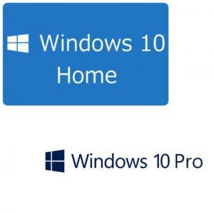 Best Blue / White Color Microsoft Windows 10 Home Original Key 100% Online Activation wholesale