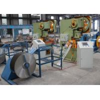 Best Double Edge High Speed Barbed Wire Machine , High Accuracy Razor Barbed Wire Machine wholesale