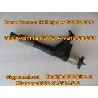 Denso Common Rail Injector 095000-8010 095000-8011 for HOWO A7 VG1246080051