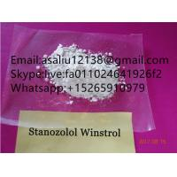 Best Winstrol Powder CAS 10418 03 8 Anabolic Steroids For Fitness Exercise pure 99.9% wholesale
