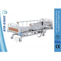 China Hand Controller Triple Functions Medical Hospital Beds For Patient on sale