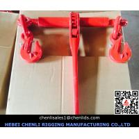 China 10MM 6300daN, European type ratchet load binder with safty pin, on sale