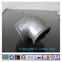 Best malleable iron elbow pipe fittings wholesale