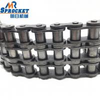 Best 45C Material Conveyor Roller Chains DIN / ANSI Standard Strong Processing Capacity wholesale