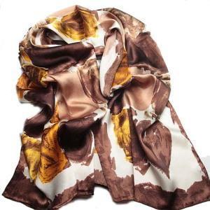 Best Silk Ruffle Scarves (LC238) wholesale