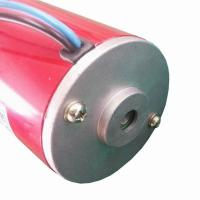 China 180 Watt DC Garage Door Motor red color For Lifting Garage Door on sale