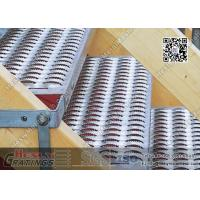 China Non-slip Metal Safety Grating Stair Treads on sale