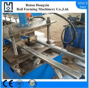 Best Metal Steel Stud Roll Forming Machine, Double Cutting Steel Forming Machines wholesale