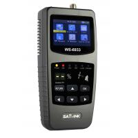 Buy cheap Hot sales SATLink WS-6933 FTA Satellite Ultra-Fast Compact DVB-S DVB-S2 Signal Satellite Finder Meter WS6933 with Compas from wholesalers