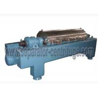 Best Waste Water Decanter Centrifuges for Steel Factory Sludge Dewatering wholesale