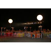 Best Indoor Outdoor 600 Watt Moon Balloon Light Event Decoration 1.6m/5.2ft Diameter wholesale