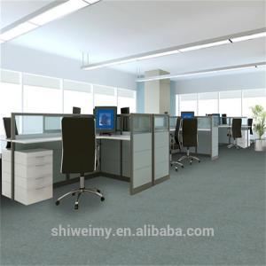 China Pure color 50*50cm simple design PP loop pile Carpet tile on sale