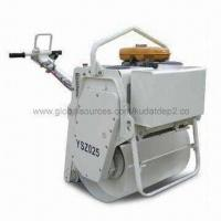 Best Road Roller with 0 to 2.4km/Hour Traveling Speed and 2.61kW Diesel Engine Power wholesale
