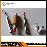 thermocouple contact block receptacle