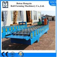 Best Wall / Glazed Tile Roll Forming MachineWith Autoamtic Motor Profile wholesale