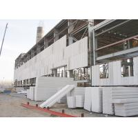 Best Internal Wall Sand Lime  Lightweight Wall Panel Machine AAC Slab Plant wholesale