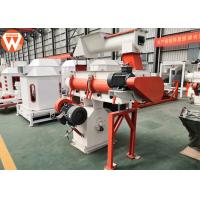 Best Poultry Livestock Feed Ring Die Feed Mill Machine 1.5 - 2.5t/H Capacity wholesale