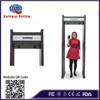 Best High Sensitivity Walk Through Metal Detector For Government Building Security wholesale