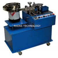 Best LED Radial Lead Forming Machine Resistor Lead Bender With Polarity Detection wholesale