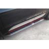 China Porsche Macan Auto Body Trim Parts Stainless steel Side Door Trim wholesale