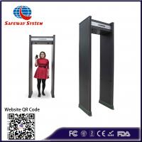 Best Professional Security Walk Through Metal Detector Door For Gymnasiums At300a wholesale