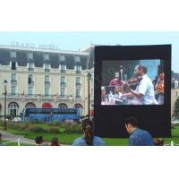China SMD 3 in 1 Advertising Outdoor Led Display Video Wall Panels P10 , Energy Saving on sale