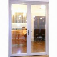 Best Aluminum French Door with Italy Aluk Hardware wholesale