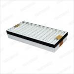 Best Oil Absorbing Filter 99.97% 0.3 Micron Filtering Efficiency wholesale
