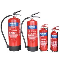 China BSI EN3 Approved ABC 1kg Dry Powder Fire Extinguisher fire fighting equipments on sale