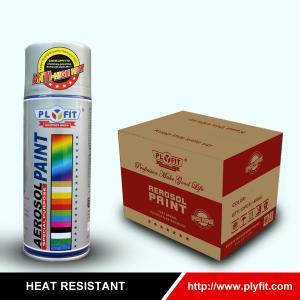 Best Heat Resistant Black Paint Outdoor High Temperature Resistance Paint wholesale
