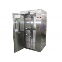 Best SUS 304 Class 100 Clean Room For Industry Automatically Blow wholesale