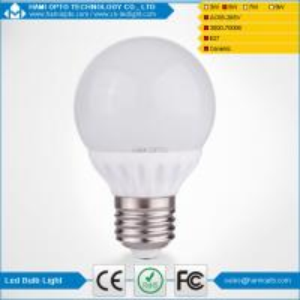China Nice design high Power light LED ceramic bulb 5 watt ceramic LED on sale
