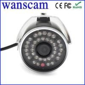 Best IP camera-wireless wifi 20M IR nightvision distance weather proof camera wholesale