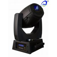 China High Output Mini LED Spot Moving Head Light For Stage Lighting 150W 6° Beam Angle on sale